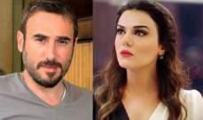 باسم مغنية يكتشف علاقة دانا مارديني بـ ميشال حوراني