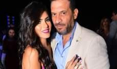 ماجد المصري يراقص زوجته بطريقة رومانسية - بالفيديو