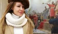 كيف علقت كارول سماحة على صورة الليدي غاغا بين أحضان مادونا؟