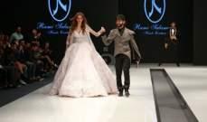 رامي سلمون للفن: ريهانا سترتدي من تصاميمي..وهيفا وهبي سفيرة الموضة العالمية