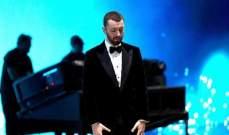 """سام سميث يصف غناءه في الأوسكار بـ""""أسوأ لحظات حياته"""""""