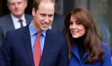 الأمير وليام والأميرة كايت يسافران منفصلين ..والسبب