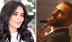 جوزيف عطية يحتفل بعيد ميلاده بحضور سيرين عبد النور والأصدقاء-بالفيديو
