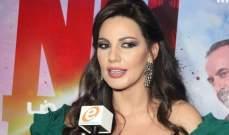 """دارين حمزة: """"ما بيستقوو """"إلا على السينما في لبنان"""