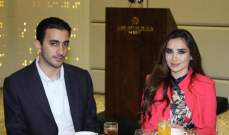 داليا كريم تجمع الإعلاميين وتكرمهم في حفل إفطار..بالصور