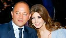 نانسي عجرم تنشر صورة طريفة لزوجها.. شاهدوا ما ارتداه؟