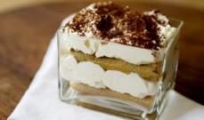 التيراميسو الحلوى الإيطالية بالجبن والقهوة ذات التأثير الكبير على المزاج