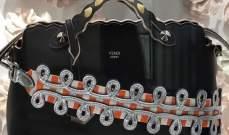 حقيبة فندي عصرية وكلاسيكية في آن