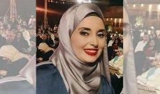 جيهان نصر تفجع بوفاة والدها