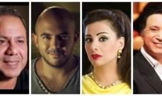 إيمان البحر درويش وأمير محروس ومحمود العسيلي وياسمين فراج يكشفون أسباب التسجيل خارج مصر