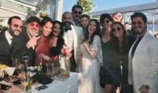 سارب أكايا يحتفل بزفافه بحضور نجوم تركيا ..بالصور