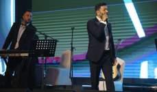 زياد برجي يحيي حفلاً في الكويت ويكرّم من السفارة اللبنانية.. بالصور