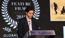 أحمد مالك يقدم حفل جوائز مهرجان أفلام الهجرة الدولي