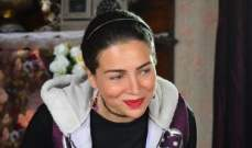 شاهدوا مي عز الدين برفقة والدتها- بالصورة