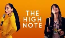 """فيلم """"The High Note"""" يبدء عرضه في صالات السينما المصرية"""