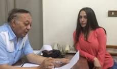 الراقصة اليسار في التحقيق وتعتذر من نقابة المهن التمثيلية