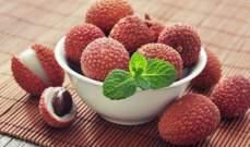 الليتشي.. فاكهة إستوائية ذات فوائد طبية وصحية