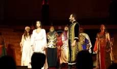 """أسامة الرحباني للفن: هكذا تلقى جمهور قرطاج """"ملوك الطوائف""""..وهذا موعد طرح كليب هبة طوجي الجديد"""
