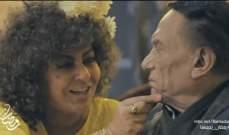 هل لجأت هالة صدقي لنقابة الممثلين لتحل أزمتها في مسلسل عادل إمام؟