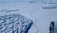 أخطر نهر جليدي يهدد بإغراق مدن