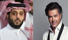 """خاص """"الفن""""- هل ينهي تركي آل الشيخ الأزمة بين راغب علامة و""""روتانا""""؟"""