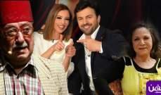 """في عام 2017- زواج تيم حسن وسامية الجزائري تغيب و""""غوار الطوشة"""" يعود"""
