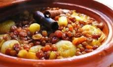 الطاجن المغربي قيمة غذائية عالية بطعم لا يقاوَم