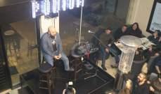 هشام حداد وجاد بو كرم وبونيتا سعادة يشعلون ليل الكورة