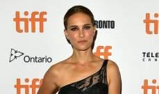 ناتالي بورتمان وأبطال فيلمها الجديد في مهرجان تورونتو السينمائي