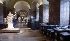 إغلاق متحف اللوفر في فرنسا بسبب فيروس كورونا