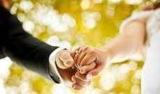 ثنائي يقرر الزواج من دون إرتداء أي قطعة قماش.. لن تصدقوا كيف ظهرا- بالصور