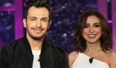 أحمد إبراهيم يعلن إنفصاله رسمياً عن أنغام بعد سنة من الزواج