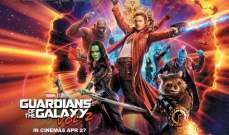 Guardians of the Galaxy Vol. 2 الأعلى إيراداً