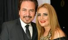 رانيا محمود ياسين تعايد زوجها محمدج رياض بعيد ميلاده.. بالصورة