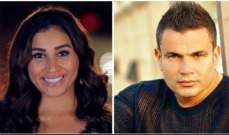إليكم تفاصيل وقصة الفيلم الرومانسي الذي سيجمع عمرو دياب ودينا الشربيني