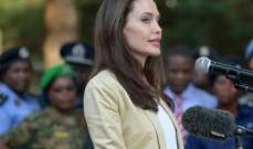 أنجلينا جولي تدعم ضحايا العنف الجنسي في كينيا!