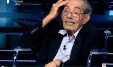 """ريمون جبارة :""""بتمنى يمرّقوا وائل أبو فاعور عكل الوزارات """""""