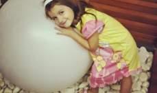 شقيق نانسي عجرم بصور مميزة مع ابنتها ايللا