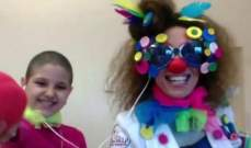 سينتيا كرم تحارب السرطان على طريقتها..بالفيديو