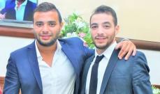 """بعد وفاته غرقاً .. """"حالة إكتئاب"""" تجمع رامي صبري وشقيقه الراحل"""