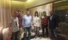 """حورية فرغلي تجتمع بـ محمد رجب مجدداً بفيلم """"إستدعاء ولي أمر عمرو"""""""
