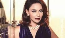 ميس حمدان تظهر مهاراتها في الرقص الشرقي على أنغام أغنية لعمرو دياب-بالفيديو
