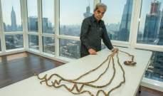 بعد 66 عاماً..صاحب أطول أظافر في العالم يقرر تقليمها