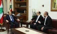 الرئيس عون ينعى الياس الرحباني: إنتقل من تراب لبنان ليعانق أبدية وطن