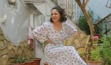 """سامية الجزائري مع سلاف فواخرجي في كواليس """"الكندوش"""" - بالصورة"""
