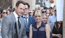 كريس برات ينال نجمة على رصيف المشاهير في هوليوود
