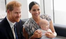 """ميغان ماركل تتحوّل الى كاتبة مستوحية العلاقة بين الأمير هاري وإبنهما """"آرتشي"""""""