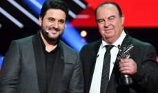 عبدو ياغي أجمل صوت ذهبي..مبروك لملحم زين وللبنان
