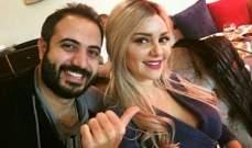 بالصورة: هل يجتمع أحمد المنجد ومنال عمارة في فيديو كليب؟