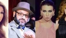 بين نادين الراسي وديما صادق وبولا يعقوبيان وزياد عيتاني.. ولعت
